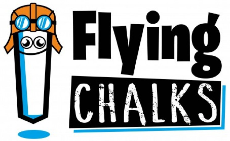 Logo Flying Chalks